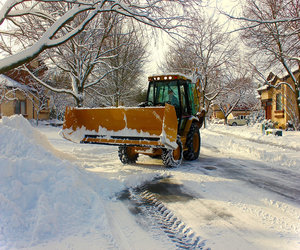 Snow plowing Mansfield  New Jersey